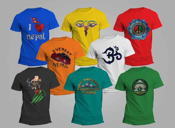 tshirt nepal | new fashion t-shirt shop